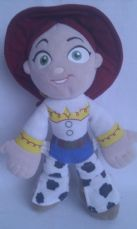 Adorable Pixar Disney Big 'Jessie' Cowgirl Toy Story Plush Doll